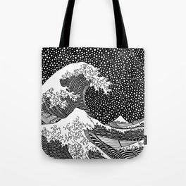 Hokusai - The Great Wave of Kanagawa Tote Bag