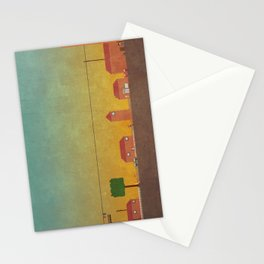 Hometown Scene Stationery Cards