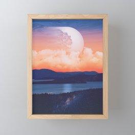 Phase Framed Mini Art Print
