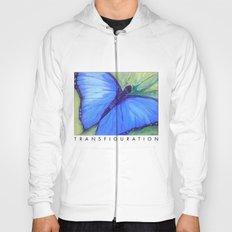 Blue Butterfly: Transfiguration Hoody