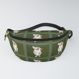Welsh Corgi Fanny Pack