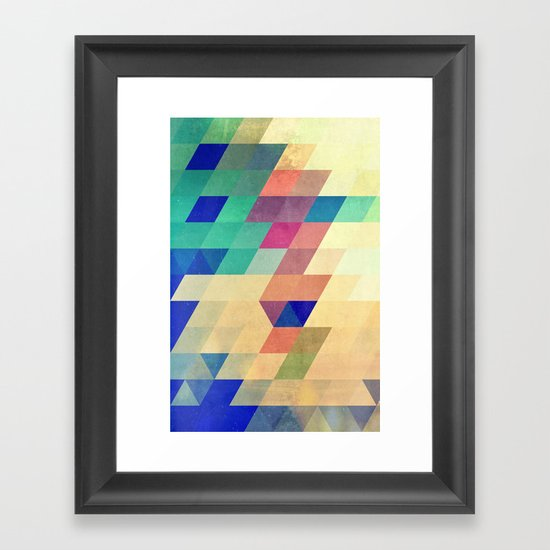 dyrzy Framed Art Print