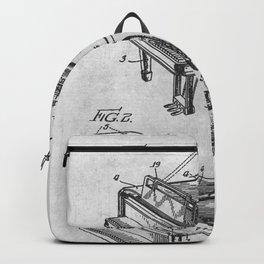 Grand Piano Backpack