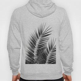 Black Palm Leaves Dream - Cali Summer Vibes #1 #tropical #decor #art #society6 Hoody