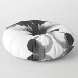 Form Ink Blot No. 18 Floor Pillow