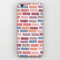 Brick Block iPhone & iPod Skin