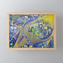 Splash Framed Mini Art Print