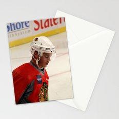 jonathan toews // chicago blackhawks Stationery Cards