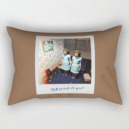 Still proud of you? Rectangular Pillow