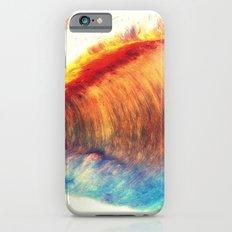 Rainbow Wave iPhone 6s Slim Case