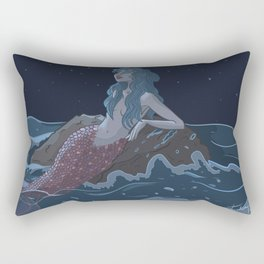 ◯ Song To The Siren ◯ Rectangular Pillow