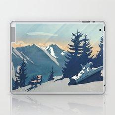 Mountain Sunrise (Pause II) Laptop & iPad Skin