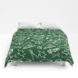 School teacher #8 Comforters