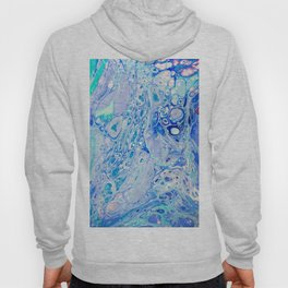 Blue Cells Hoody