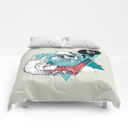 Hipster Rules Comforters