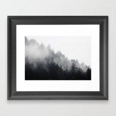 Rolling Framed Art Print