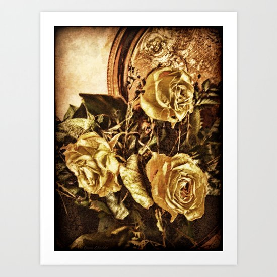 Remembrance of Things Past Art Print