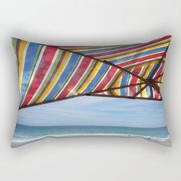 Beach Trip Rectangular Pillow