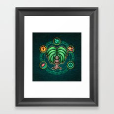 Dryad Framed Art Print