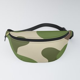 Camouflage Pattern (Camo) Fanny Pack