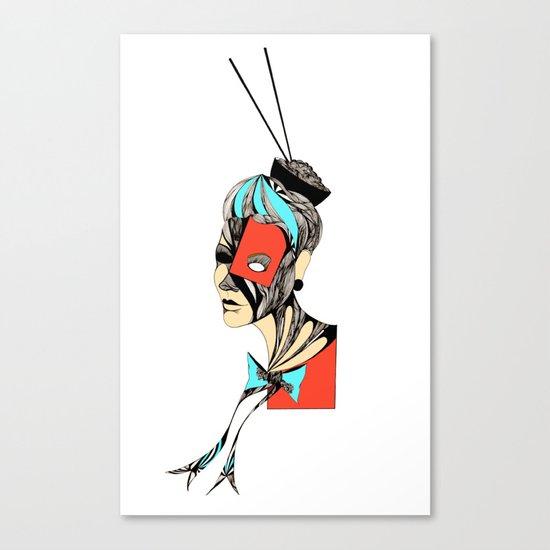 MOD #2 Canvas Print