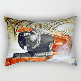 Platform 9 3/4 Rectangular Pillow