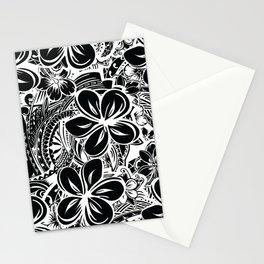 Savaii Polynesian Tribal Stationery Cards