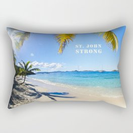 St. John Strong Rectangular Pillow