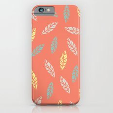 fall feathers iPhone 6s Slim Case