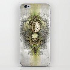 Wings Of Time iPhone & iPod Skin