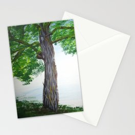 Painted Tree Stationery Cards