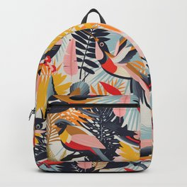 Paradise Birds II. Backpack