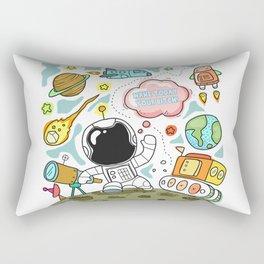 Make Today Your Bitch! Rectangular Pillow