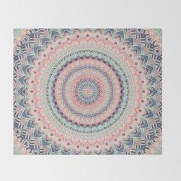 Mandala 515 Throw Blanket