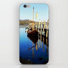 Derwent Water Boat iPhone & iPod Skin