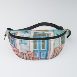 Let's Stop For A While Fanny Pack