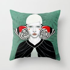 Fanni Throw Pillow