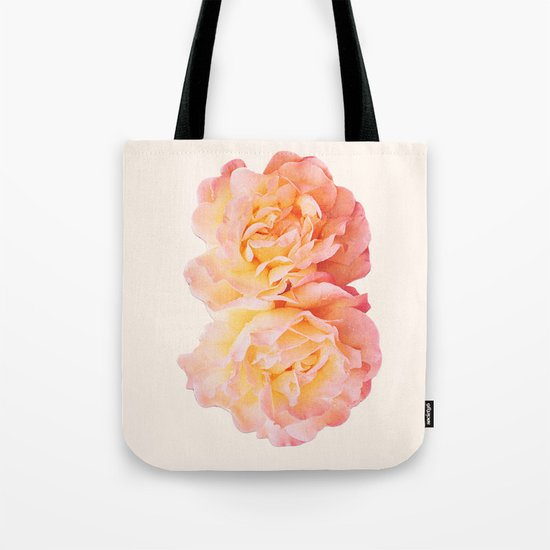 peachy keen Tote Bag