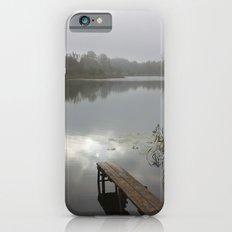 Mist on lake iPhone 6s Slim Case
