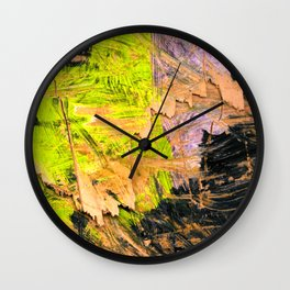 clean break Wall Clock
