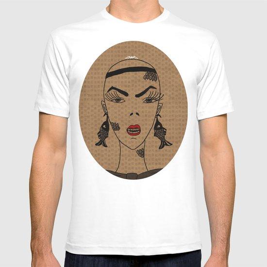Freaky fish T-shirt