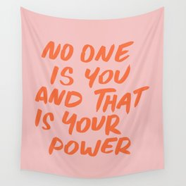 Power Wall Tapestry