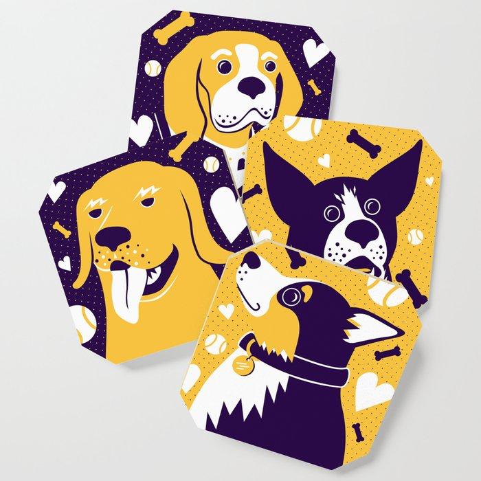 Girl's Best Friends Coaster