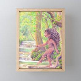 Nature No.3 Framed Mini Art Print