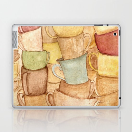 2 espressos Laptop & iPad Skin