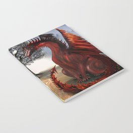 The Owl,Wizard,Unicorn and the Dragon Notebook