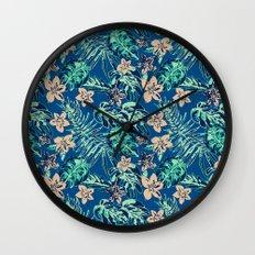 Jungle B Wall Clock