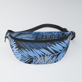 Tropical Palm Leaves III Fanny Pack
