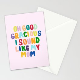 Good Gracious Stationery Cards