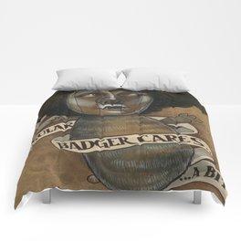 REGULAR BADGER Comforters